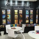 Kensington Booth at the London Book Fair