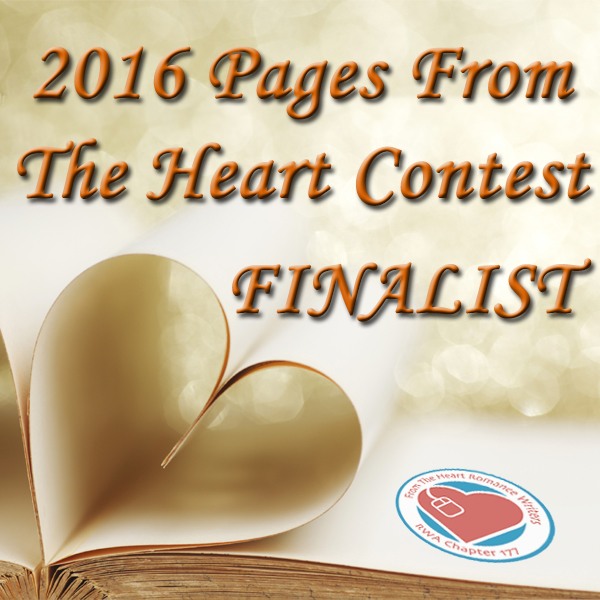 2016 Pages from the Heart Finalist