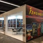 SOME KIND OF MAGIC in the Kensington Booth at the Frankfurt Book Fair