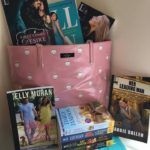 WIN a Kate Spade bag stuffed with @Kensingtonbooks Romance Paperbacks #Giveaway