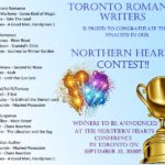 SOME KIND OF MAGIC is finalist in the Toronto Romance Writers Northern Hearts contest