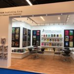 DATING BY THE BOOK in the Kensington Booth at the Frankfurt Book Fair