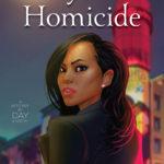 Cover Reveal: Kellye Garrett's HOLLYWOOD HOMICIDE