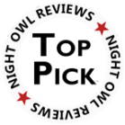 Thanks to @NightOwlReviews for making Some Kind of Magic a Top Pick!